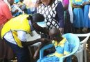 KAKAMEGA COUNTY VACCINATES AGAINST MEASLES RUBELLA (MR)