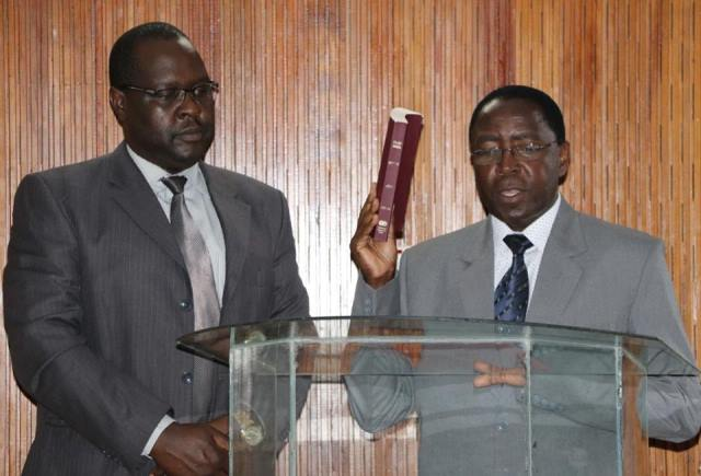 GOVERNOR OPARANYA APPOINTS NEW GOVERNMENT OFFICERS