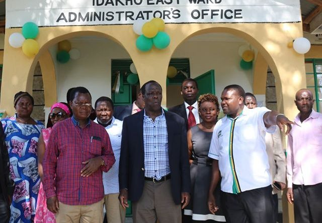 GOVERNOR OPARANYA COMMISSIONS MORE GOVERNMENT PROJECTS IN IKOLOMANI